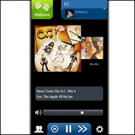 Symbian Soundtracker Radio freeware