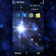 Symbian Sparkling Star freeware