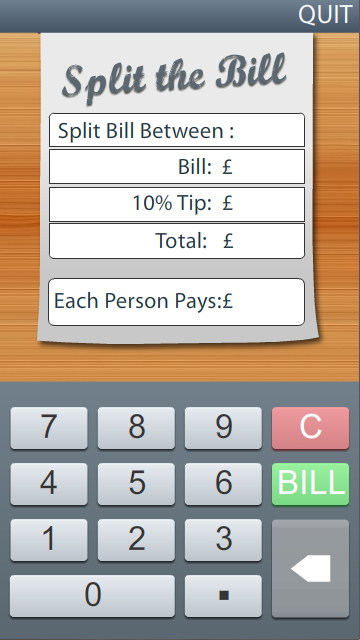 Symbian Tip Splitter freeware