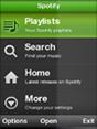 Symbian Spotify freeware