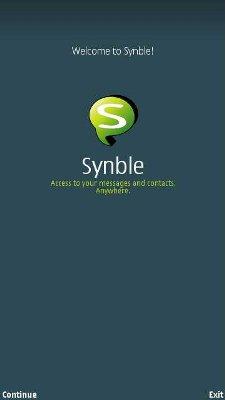 Symbian Synble freeware