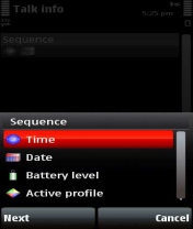 Symbian Talk Info Lite freeware