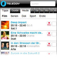Symbian Teleboy freeware