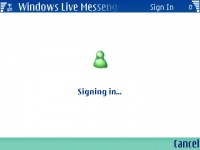 Windows Live Messanger for S60 2nd/3rd edition