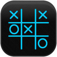 Symbian Tic Tac Toe Blue freeware