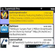Symbian Tweets60 (v1.48.1) freeware