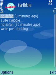 Symbian Twibble freeware