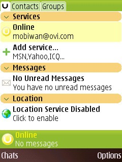 Symbian uTalk freeware