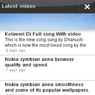 youtube freeware for Symbian s60 3rd and 5th edition  Free