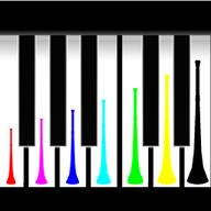 Symbian Vuvuzela Piano freeware