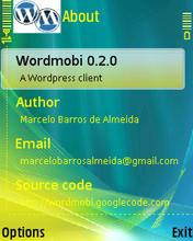 Symbian WordMobi freeware