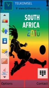 World Cup 2010 Theme