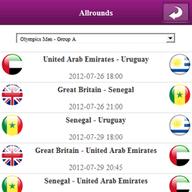 Symbian Footie Olympics 2012 freeware