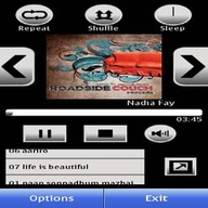 Symbian Zene Music Player Demo freeware