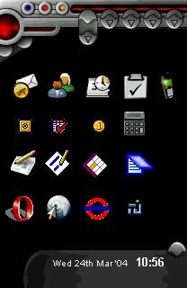 Symbian ''Universal'' Tracker Skins: FREE Icon Settings Pack freeware