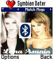 Symbian (Distributor Package) Symbian Dater  (N-Gage/7650/7610/3650/3660/6600/SX1/Sendo-X) freeware