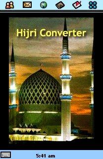 Symbian Hijri Date Convertor freeware