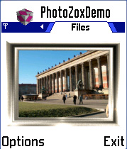 FREE PhotoZox 3D Art Frames - July 2005 bundle 1 plug-in