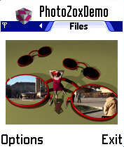 FREE PhotoZox 3D Art Frames - July 2005 bundle 4 plug-in