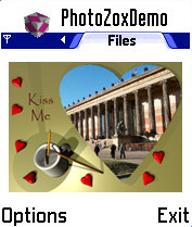 FREE PhotoZox 3D Art Frames - July 2005 bundle 6 plug-in