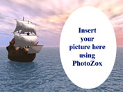 FREE PhotoZox 3D Art Frames - July 2005 bundle 7 plug-in