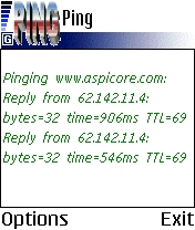 Aspicore Ping for S60