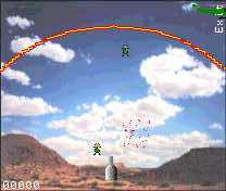Symbian Gun Down - Preview freeware